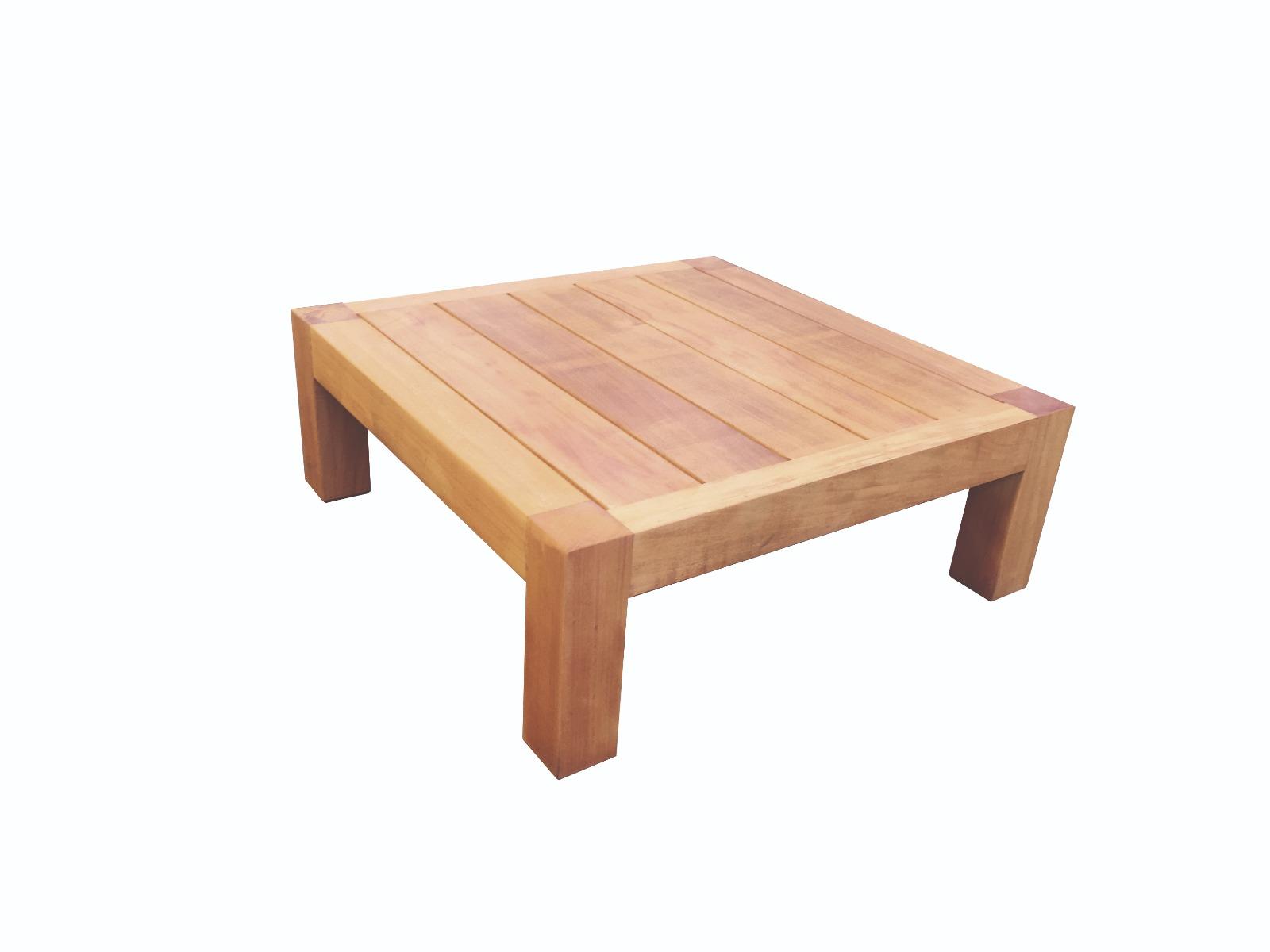 Loungetisch hartholz