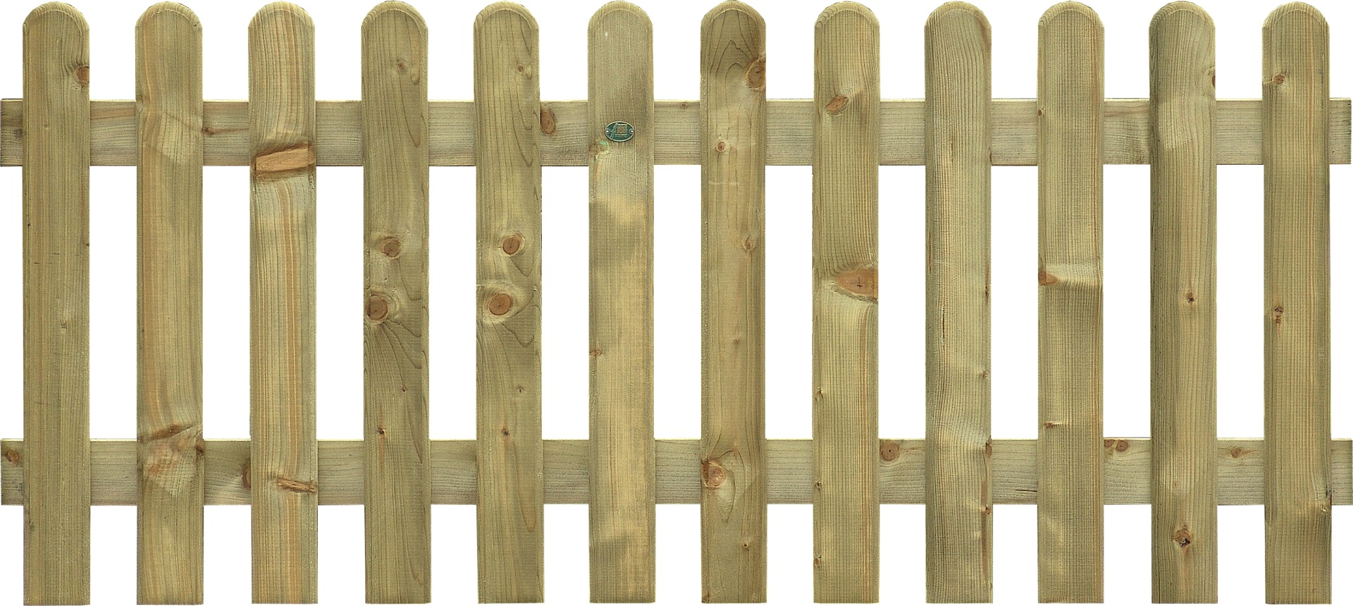 Hekwerk houten tuinhek recht 80x180cm