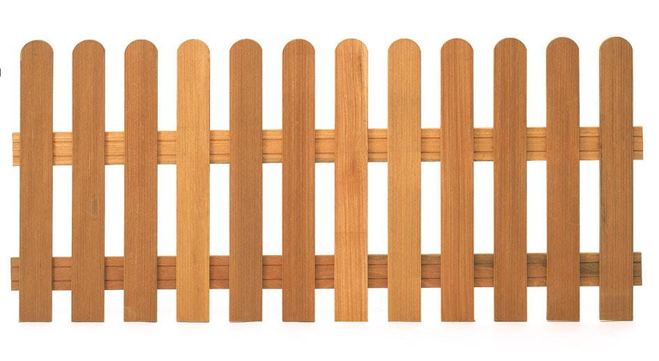 Hekwerk houten tuinhek recht 60x180cm