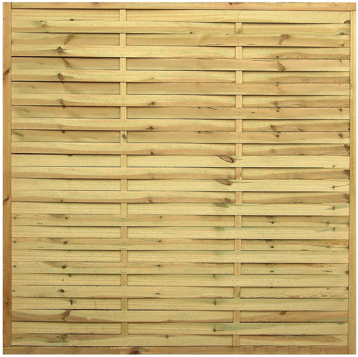 Schutting tuinscherm econoom 180x180cm