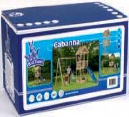 Spielturm Baupaket Cabanne Kit