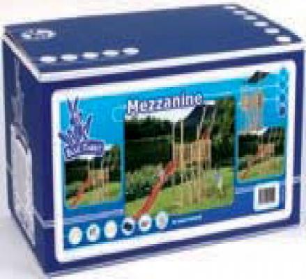 Spielturm Baupaket Mezzanin Kit