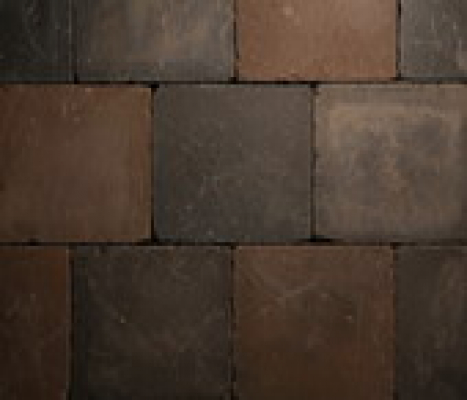 Pflastersteine Abbeystone dunkel