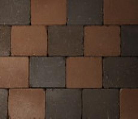 Pflastersteine Koppelstones braun/schwarz
