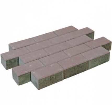 Pflastersteine beton Heide.