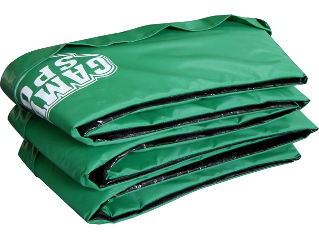 Trampolin Randabdeckung grün ø305cm