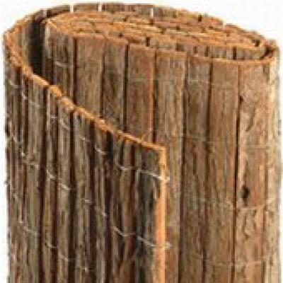 Baumrindenmatten Rindenmatten Sichtschutzmatten 150x500cm jetztbilligerkaufen