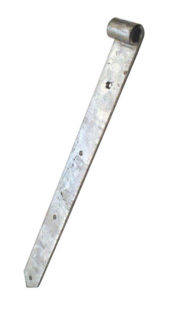 Duimheng vuurverzinkt voor tuinpoorten ø16x300mm