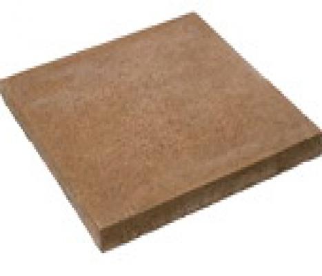 Bürgersteigplaten Gehwegplatten Betonpflaster rot 50x50cm