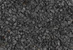 Siersplit zwarte basalt per 1000kg.