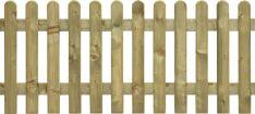 Hekwerk houten tuinhek recht 100x180cm