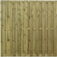 Schutting tuinscherm Multi 19 planks 180x180cm