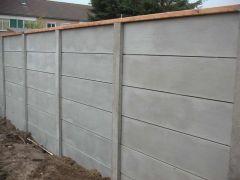 Concrete fence 200x193cm
