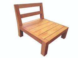 Lounge Sitz  hartholz