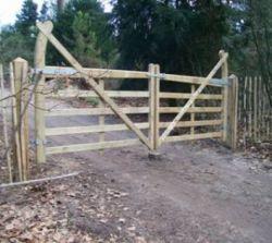 Puerta 110x270cm puerta de madera pino