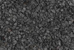 Ziersplitt Zierkies Naturstein schwarze Basalt 1000kgs / 1m3