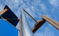 Fireman pole playground