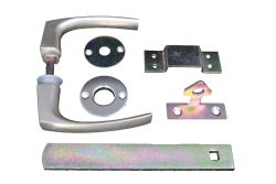 Fencing door latch
