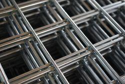 Trellis Wire Fence Panel 180x180cm 4/50mm