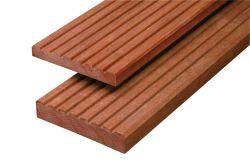 Decking board hardwood Massaranduba 245cm (21x145mm)