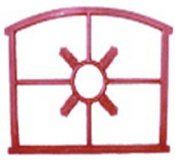 Stable window frame