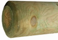 Palisade cylindrical moulded