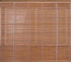 Bamboo Roller blinds Taipei 100cm