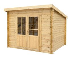 Garden shed Heywood 3x3m