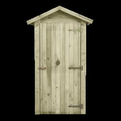 Armario de jardin 100x70cm