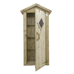 Garden cabinet with