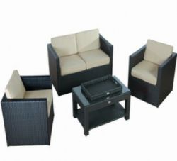 Loungeset tuinset wickerset Ambiente