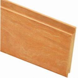 Hardhouten rabatdelen Bangkirai 395cm (18x145mm)