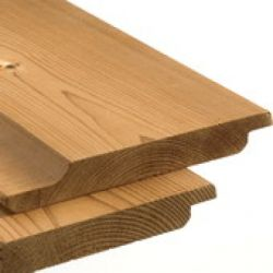 Tongue and groove thermowood 360cm (22x150mm)