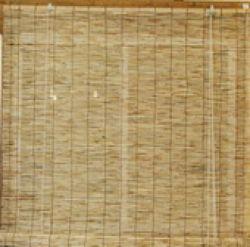 Rolgordijn bamboe jalouzie 120cm
