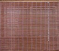 Rolgordijn bamboe Jalouzie Delhi 120cm