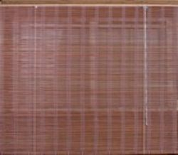 Rolgordijn bamboe Jalouzie Delhi 150cm