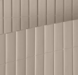 Clôture en canisse gris 2x3m
