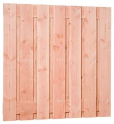 Wooden Fencing Douglas 15 planks