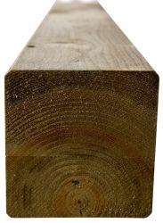 Poteau bois 7x7x270cm