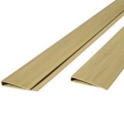Perfil cañizo PVC bambu 200cm