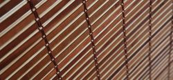 Bamboo Roller blinds Ottawa 100cm