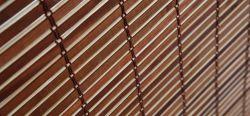 Rolgordijn bamboe jalouzie Ottawa 120cm