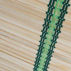 Bamboo Roller blinds Calgary 100cm