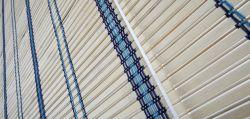 Rolgordijn bamboe jalouzie Niagara 120cm
