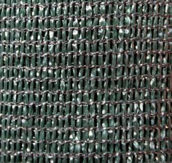Shade netting darkgreen 2x50mtrs
