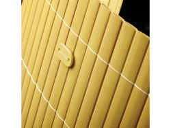 Canisse PVC bambou 150x500cm