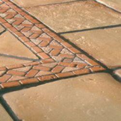 Romeinse tegel ArtTerra