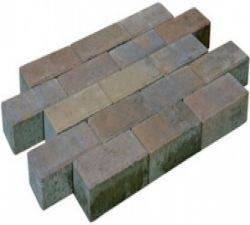 Brick pavement Indian