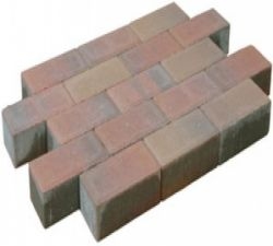 Brick pavement Dark