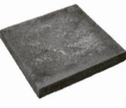 Concrete tile black